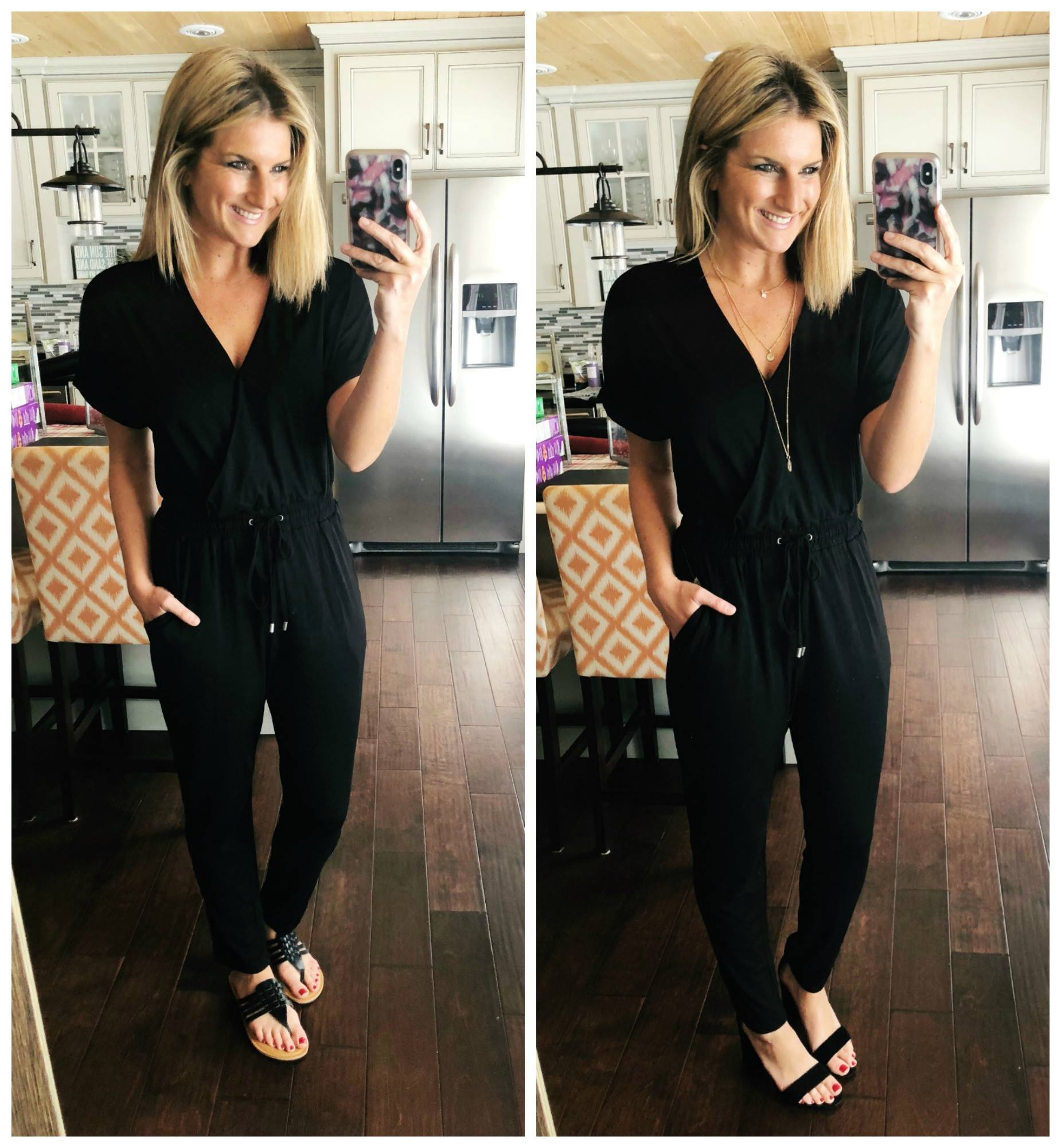 Casual + Dressy Jumpsuit Outfit Ideas