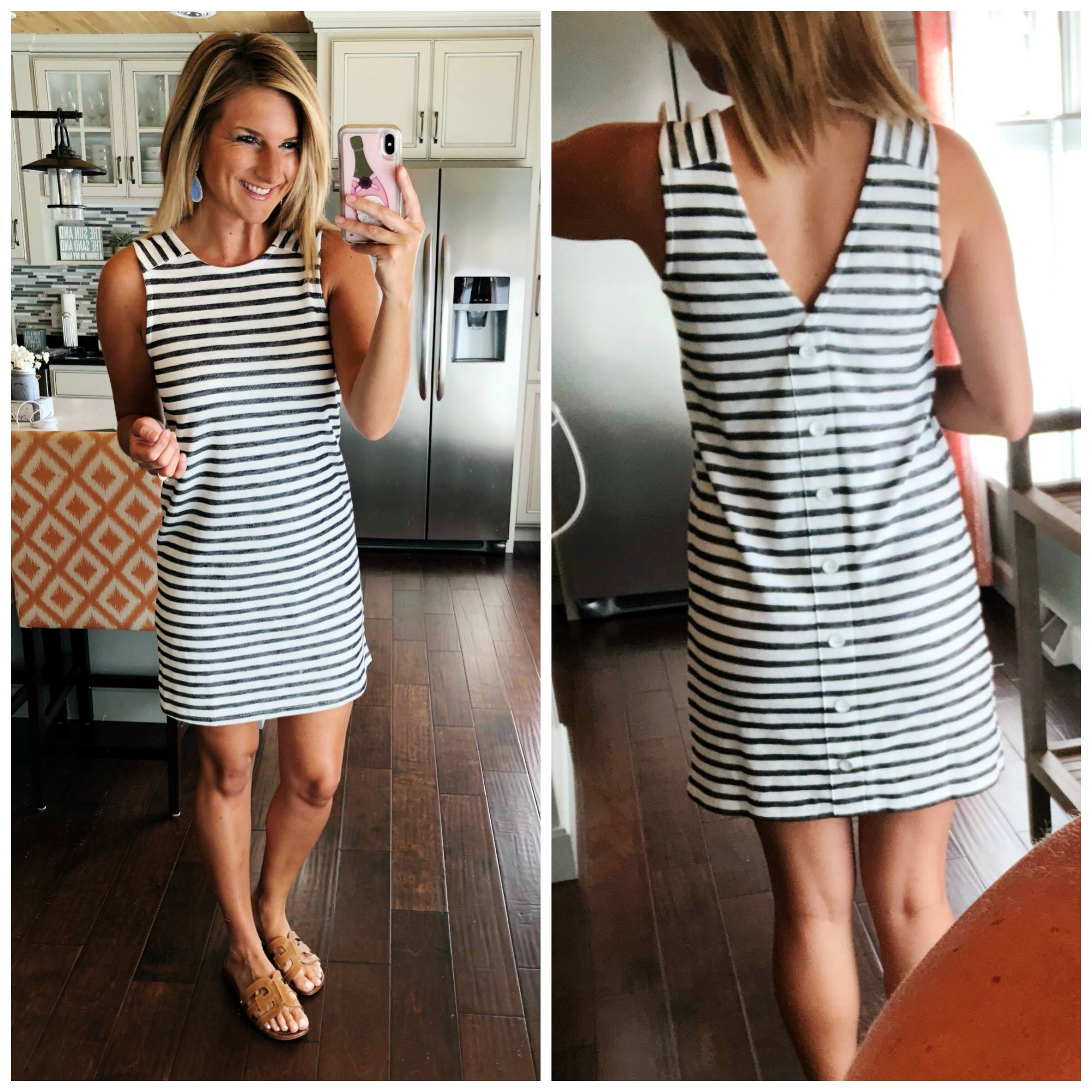 Summer Dress // Perfect Summer Dress for Casual Wedding, reunion or work // Outfit of the Day // Casual Summer Dress