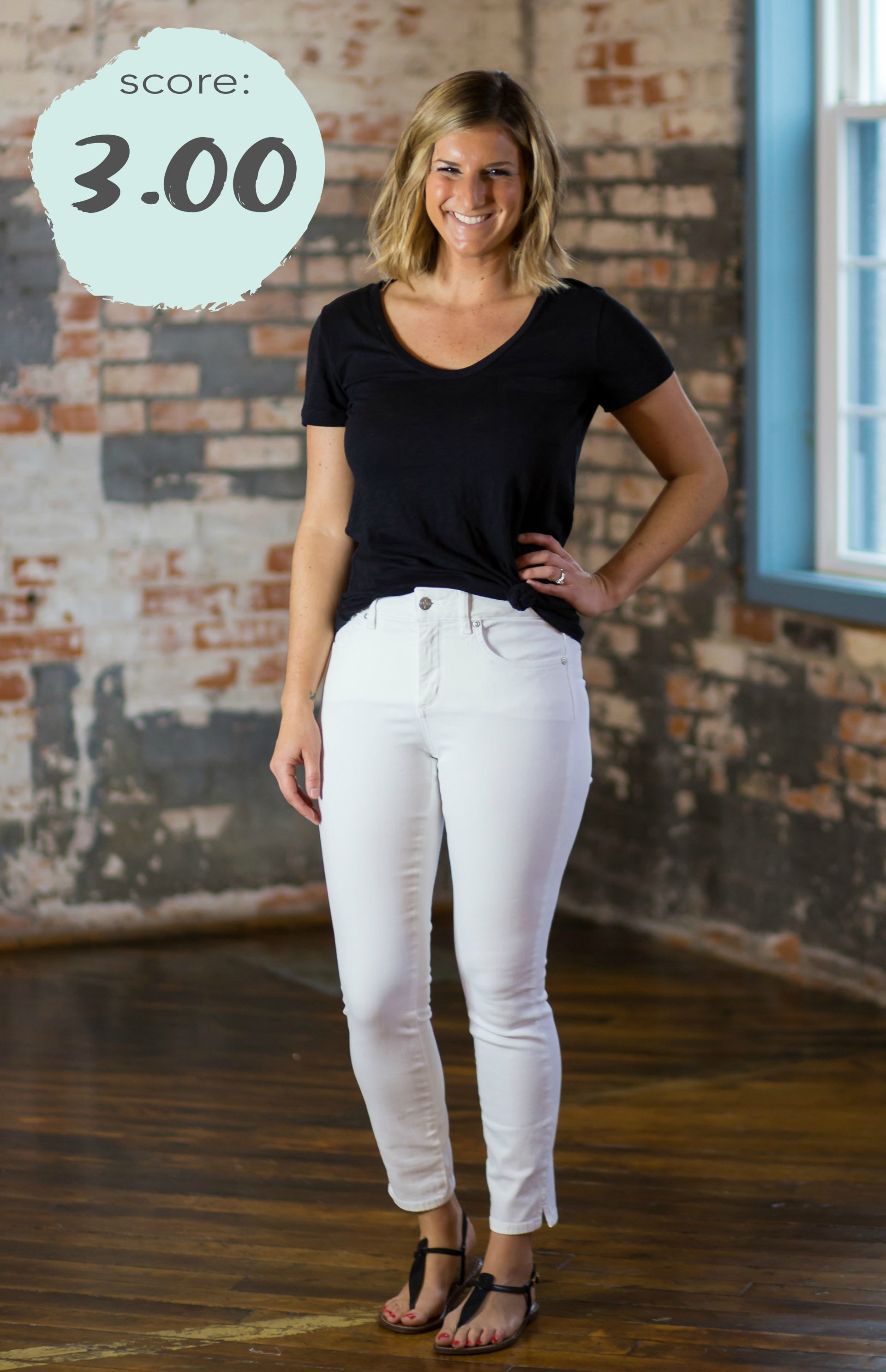 cded3824e1a1 The Best White Jeans  10 Pairs Put To The Test  - Living in Yellow