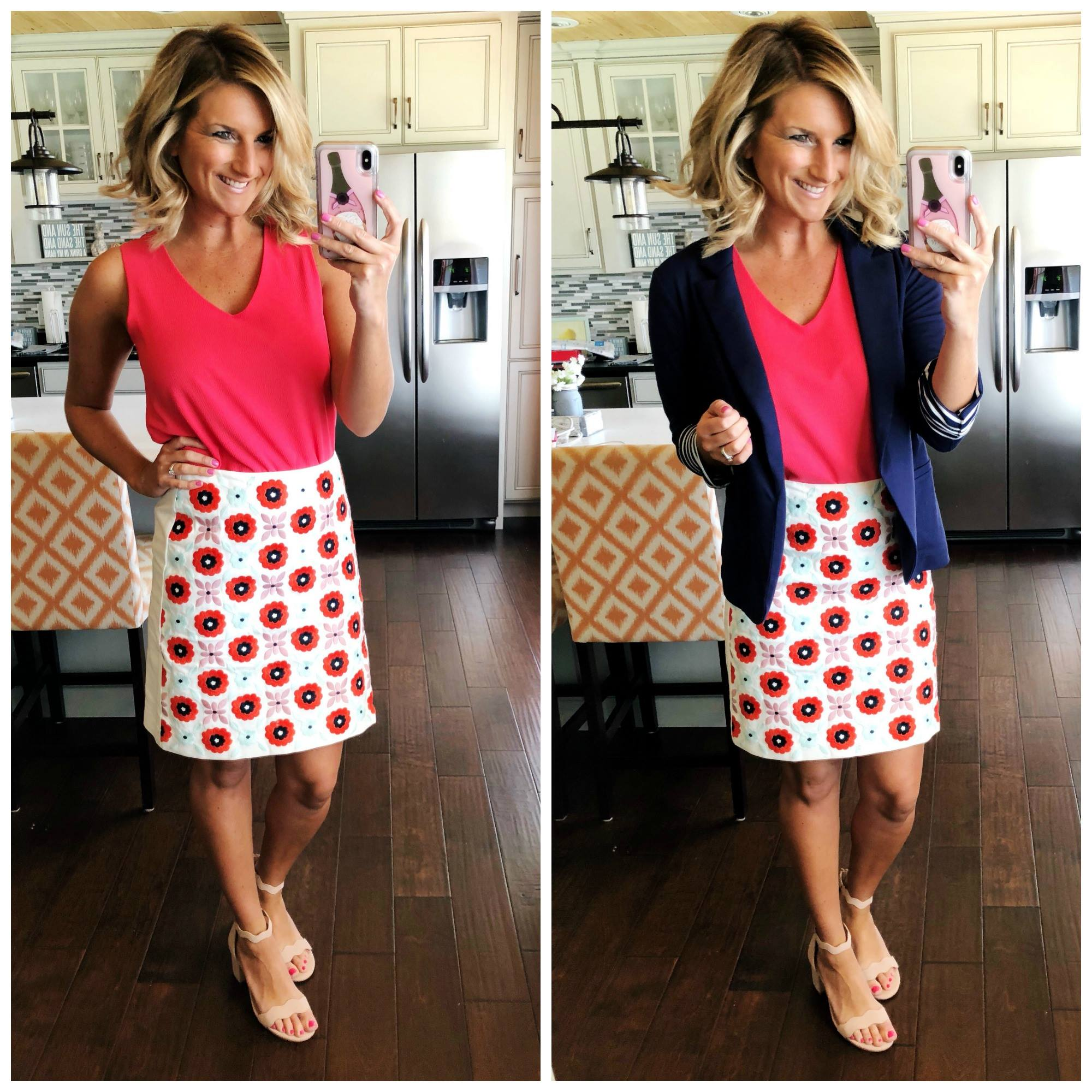 Spring Work Outfit // Business Casual Outfit // Work Wear Outfit Ideas