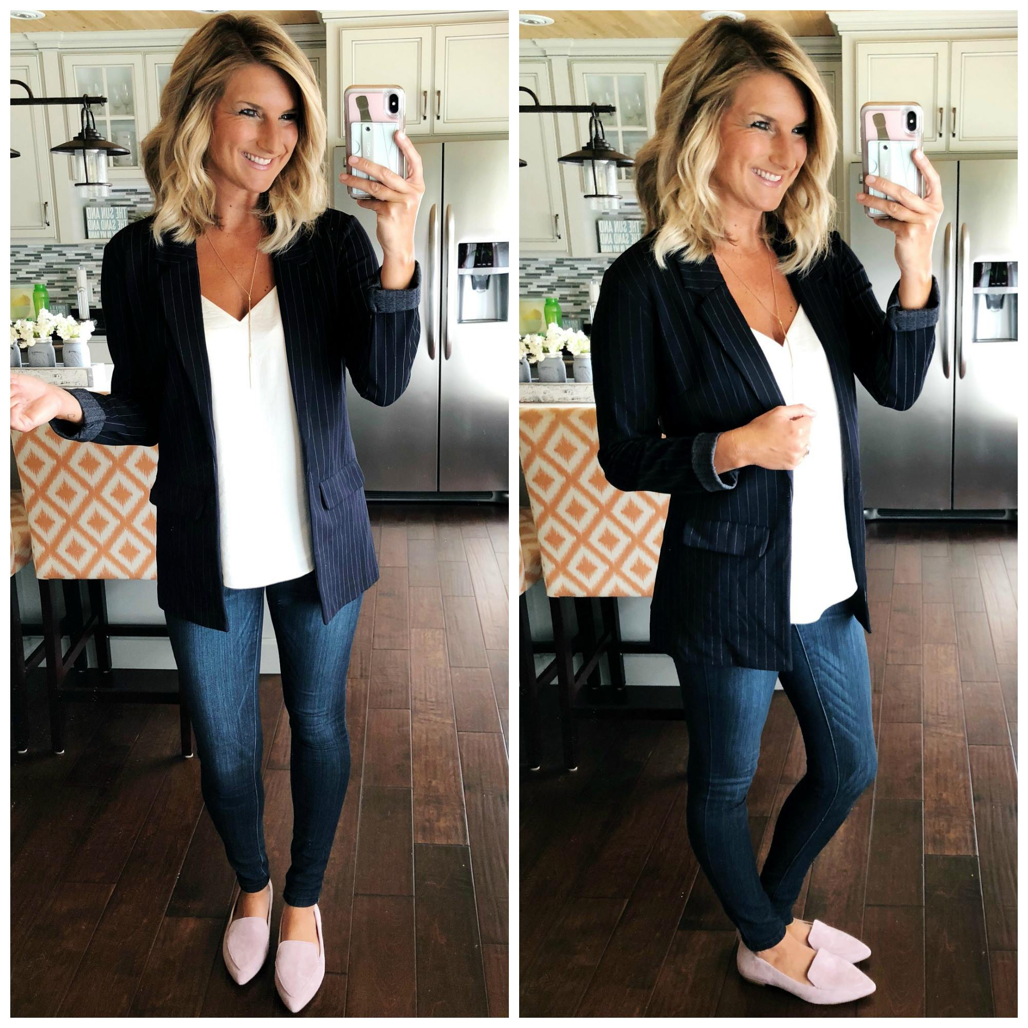 Summer Work Wear Business Casual Outfit