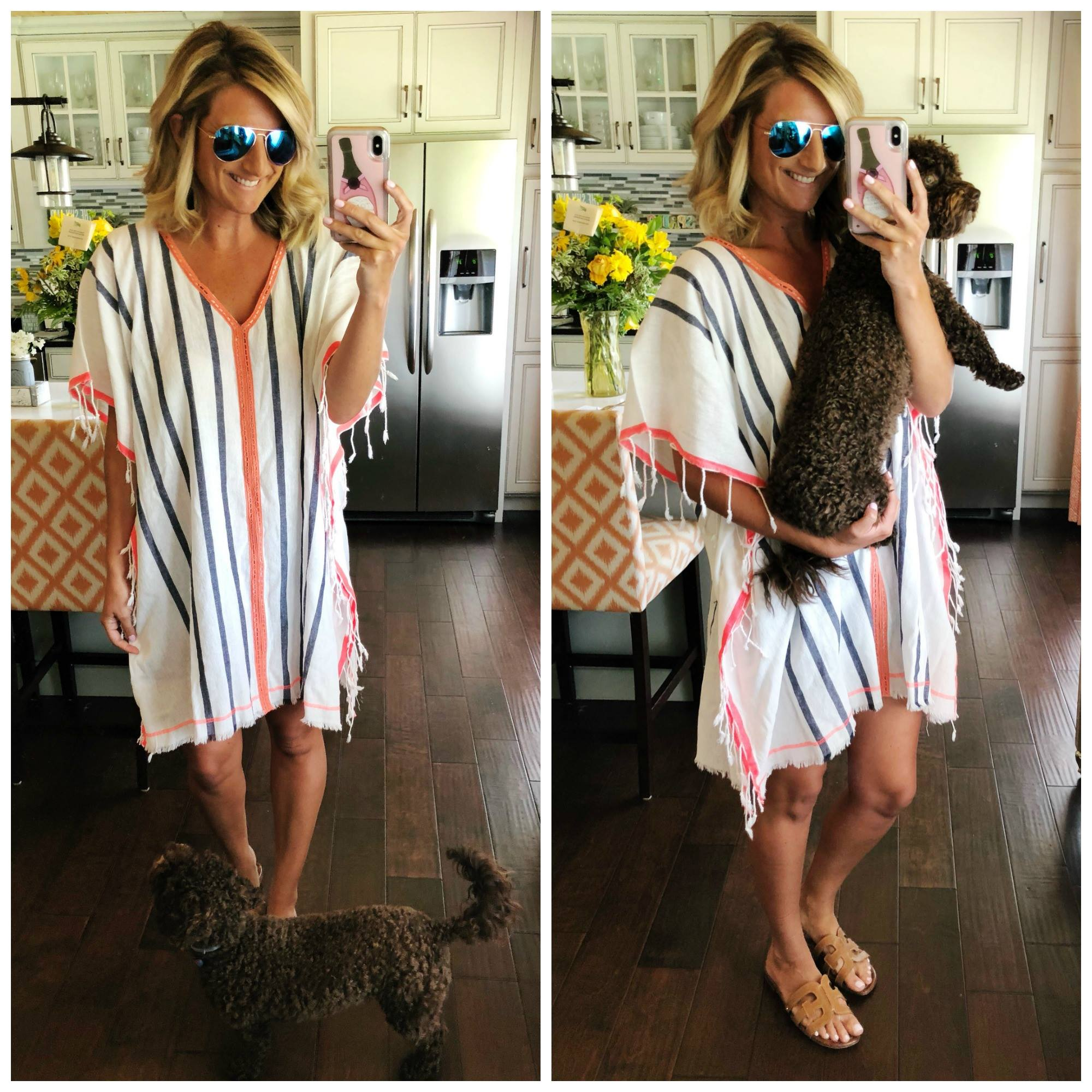 Summer Swimsuit Cover Up // Summer Fashion // Affordable Swimsuit Cover up // Beach Cover Up
