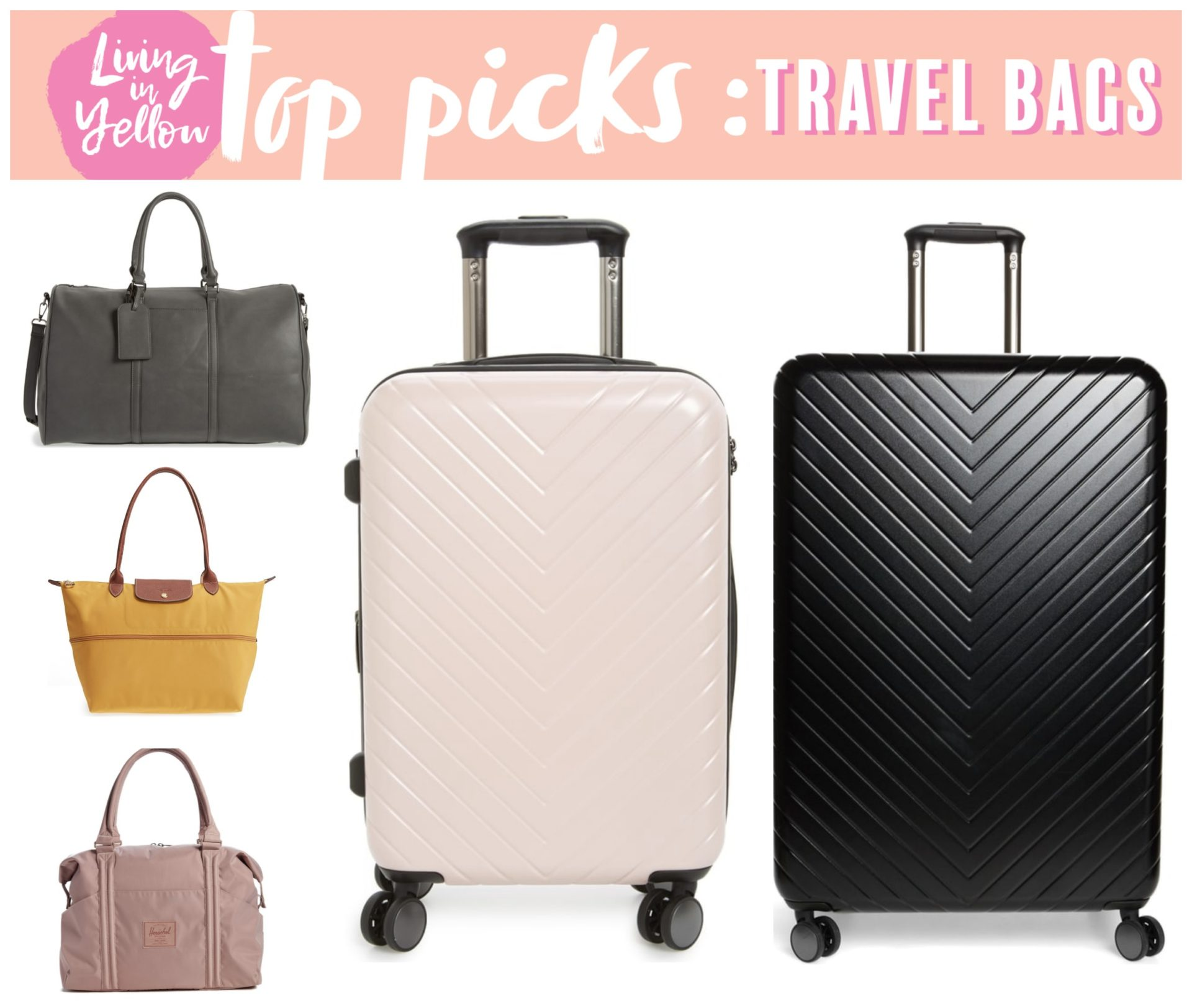 nordstrom anniversary sale travel bags